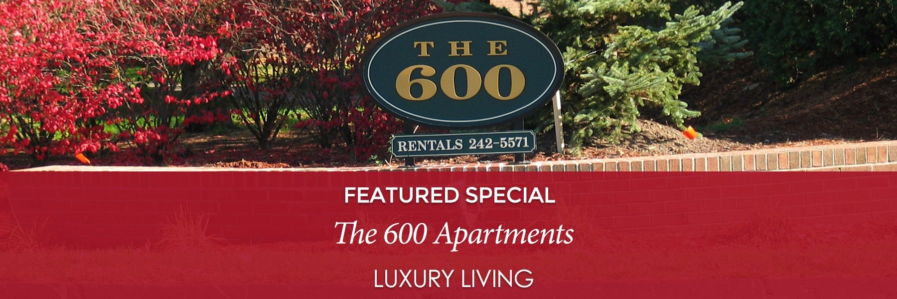 The 600 Apartments